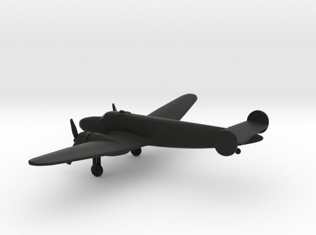Aero A.300 in Black Natural Versatile Plastic: 1:200