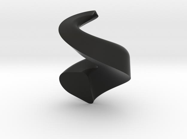 horn1 in Black Strong & Flexible