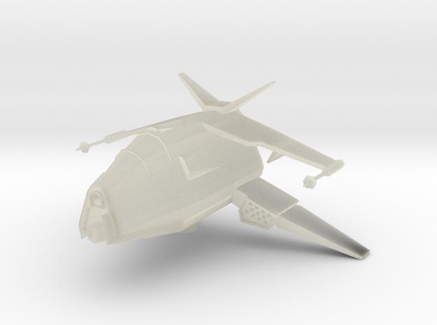 Herokoon Assault Bomber in Transparent Acrylic