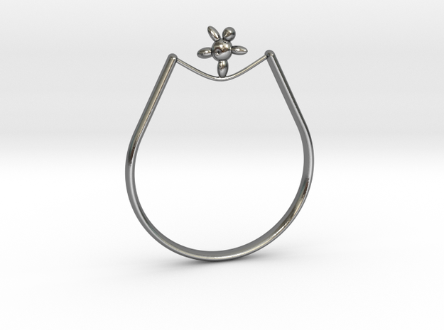Tightrope walker Ring