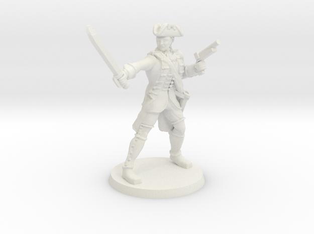 Redcoat Captain Jacobs