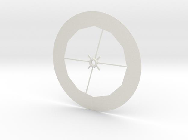 herschell astranaut track in White Strong & Flexible