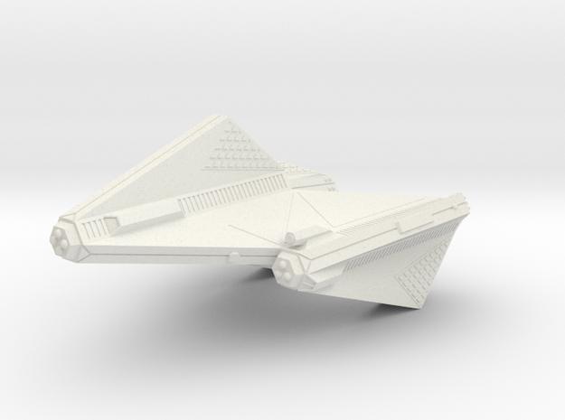3788 Scale Tholian DPW Dreadnought SRZ in White Strong & Flexible