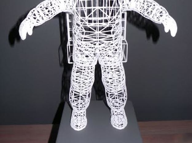 Astronaut Wireframe - 300mm
