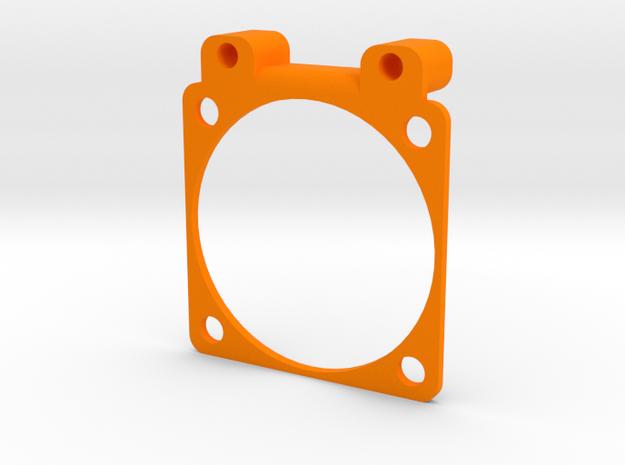 IR Height Sensor E3D V6 M2.5 - Ndo Design in Orange Processed Versatile Plastic