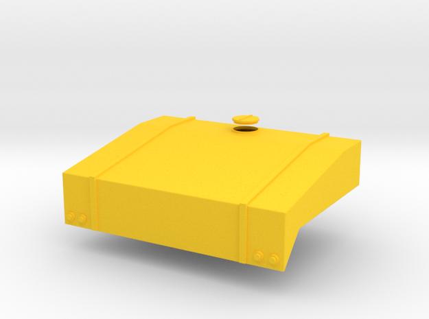 1:32 Flüssigdüngertank groß in Yellow Strong & Flexible Polished