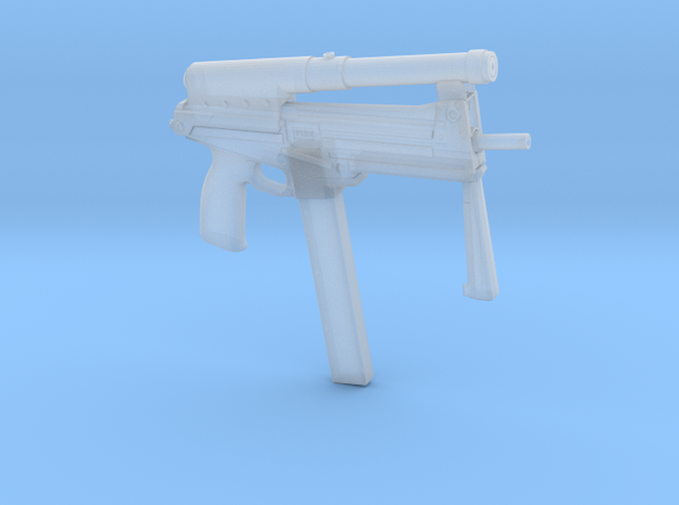 1/6 jatimatic smg 57.5mm final version..as used in