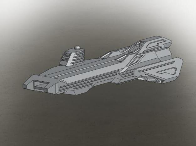 Upscaled Vendetta Carrier 3d printed Description