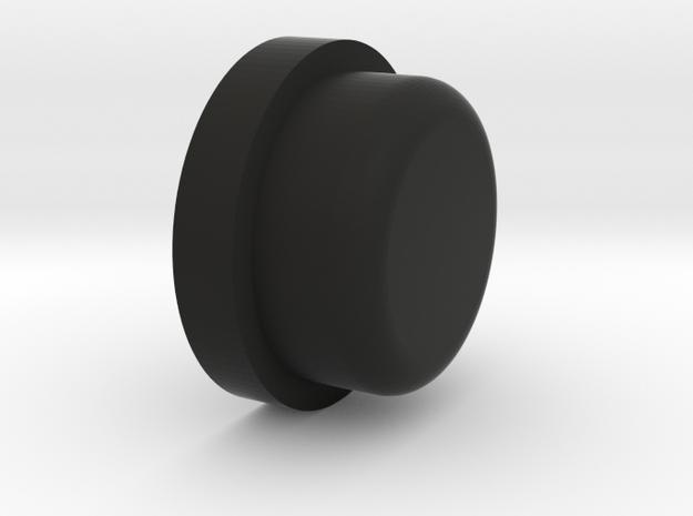 Löyly Squonker - button in Black Natural Versatile Plastic