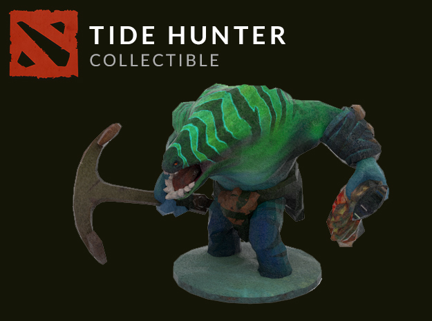 Tidehunter in Full Color Sandstone