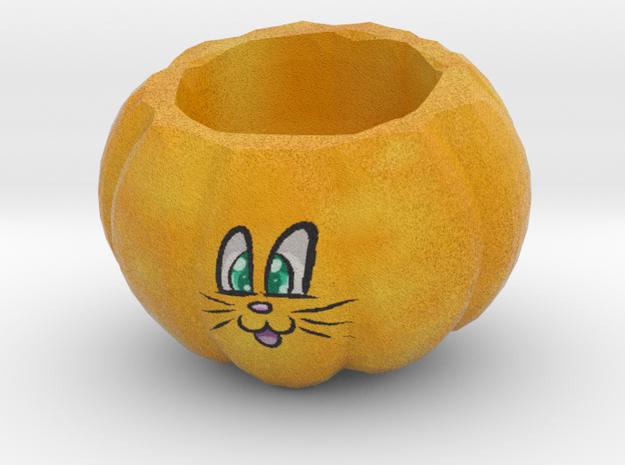 Punkin CAT in Full Color Sandstone