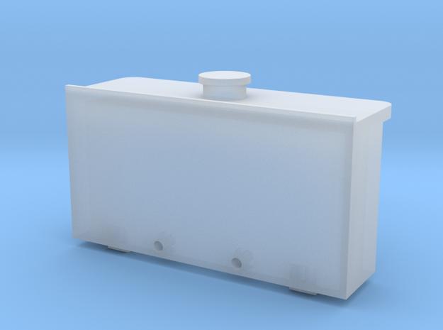 Bachmann 042 Oil Tender in Smooth Fine Detail Plastic