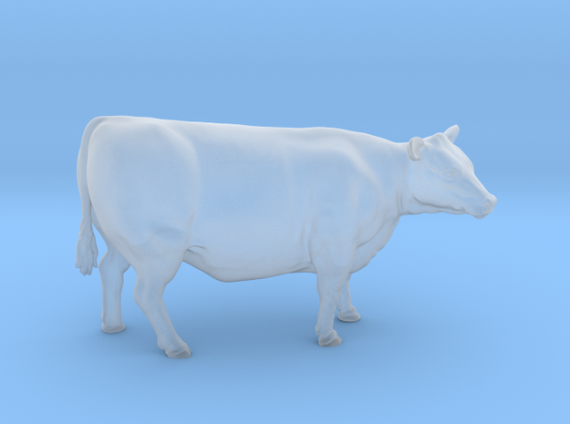 1/64 Yearling Heifer 05 in Frosted Ultra Detail