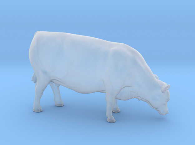 1/64 Yearling Heifer 04 in Frosted Ultra Detail