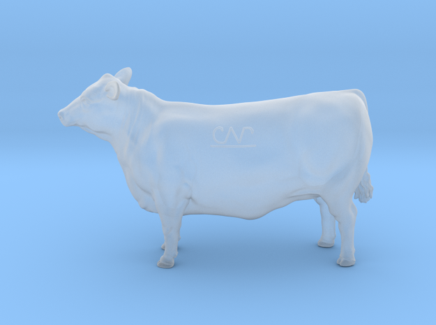 1/64 Yearling Heifer 03 in Frosted Ultra Detail