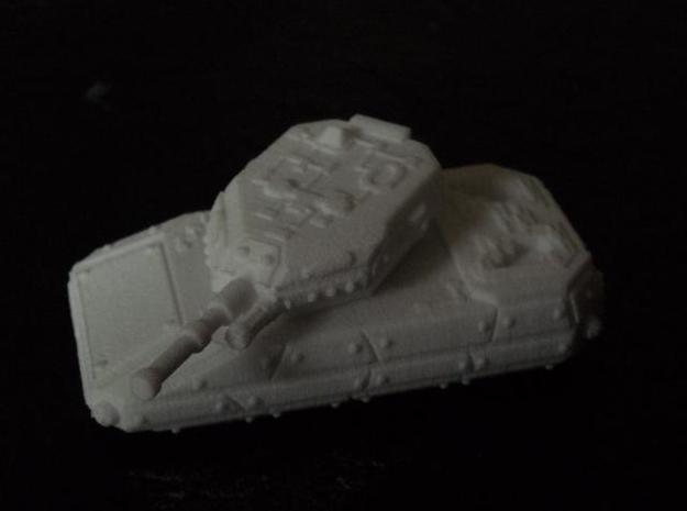 MG144-CT002 Resister II Grav Tank 3d printed Model in SWF