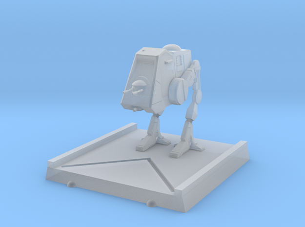 AT-PT in Smooth Fine Detail Plastic