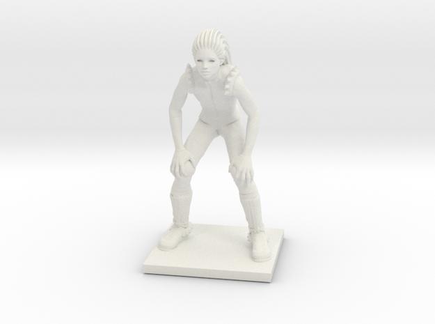 Darkelves 08 - Lineman in White Natural Versatile Plastic