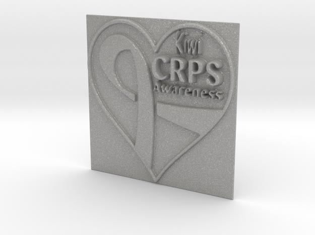 KiwiCRPS Pendant in Raw Aluminum