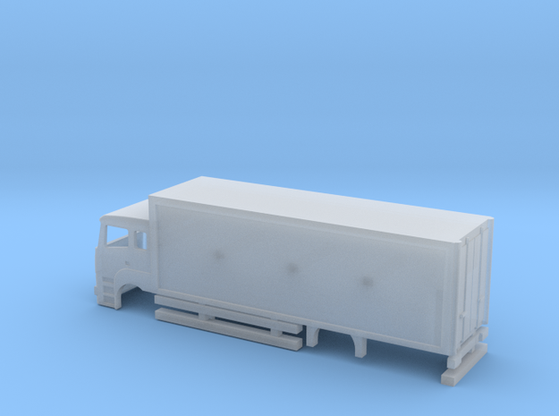 N Gauge Axor-C Rigid Box Moving Bus system in Frosted Ultra Detail