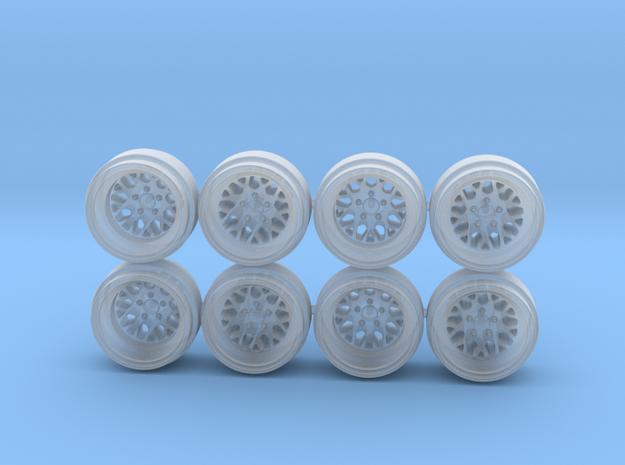 Mesh Monoblock 8-2 in Smoothest Fine Detail Plastic