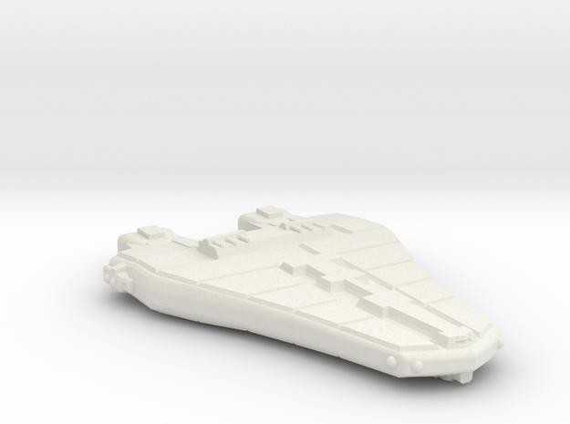 3125 Scale Vulpa Blockade Runner MGL in White Strong & Flexible