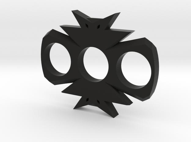 Spinner bat in Black Strong & Flexible