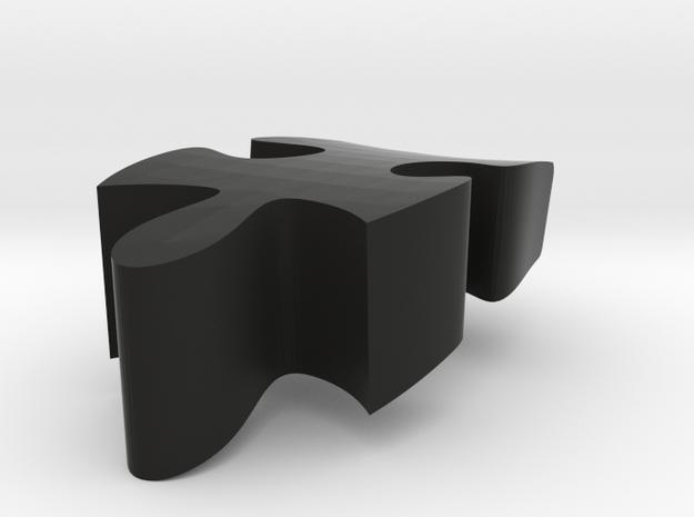D10- Makerchair in Black Strong & Flexible