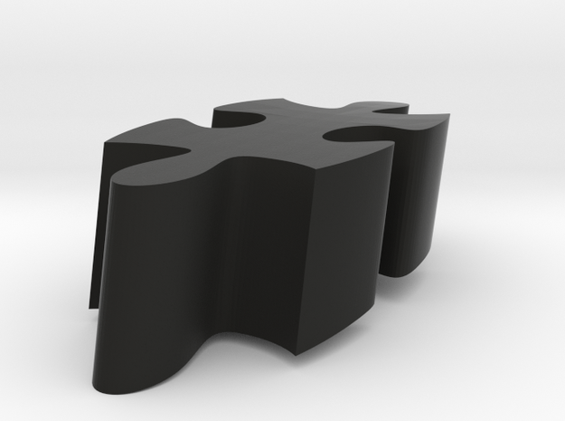 D8 - Makerchair in Black Strong & Flexible