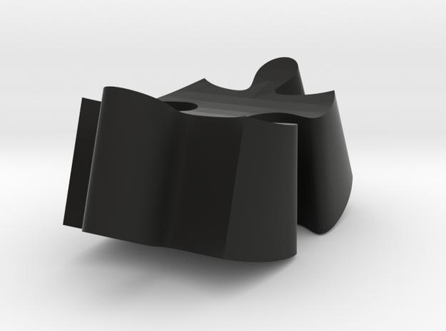 D4 - Makerchair in Black Strong & Flexible