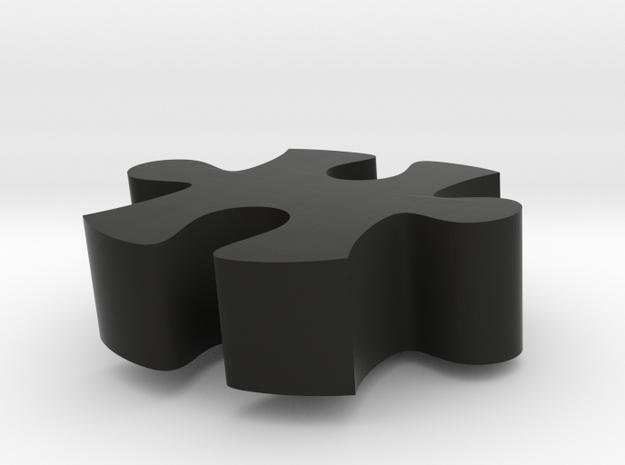 D1 - Makerchair in Black Strong & Flexible