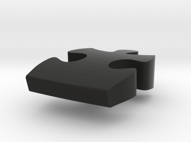 D0 - Makerchair in Black Natural Versatile Plastic