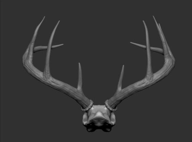 White Tailed Deer 3d printed Description