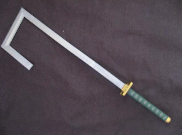 Katana 15 3d printed A picture of this sword painted