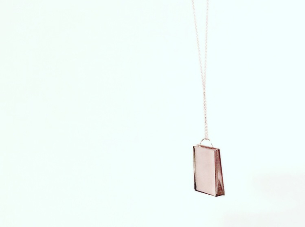 Plain Bag Pendant