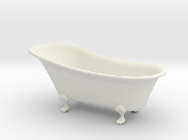 bathtub 1-12  in White Strong & Flexible