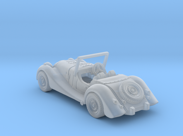 Morgan 1:87 HO in Smooth Fine Detail Plastic