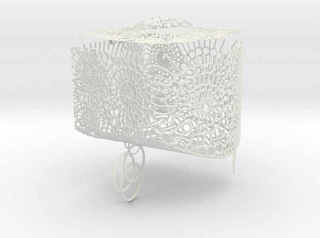 Magic Box in White Natural Versatile Plastic