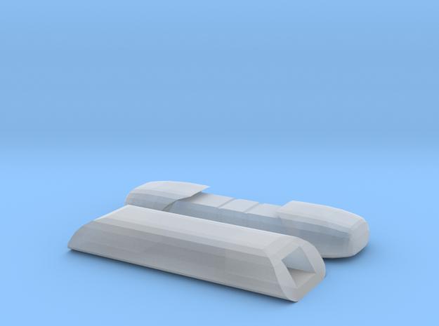 Dachbalken 4000 1200mm 1/43 in Smoothest Fine Detail Plastic