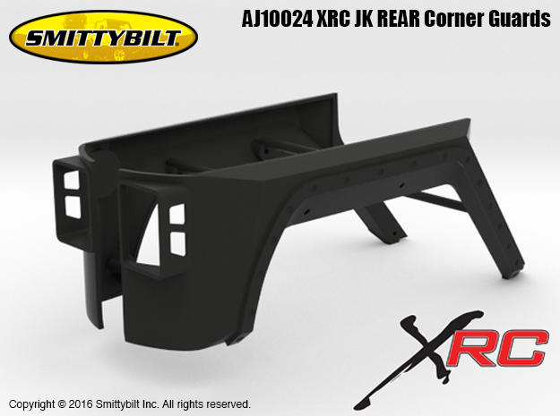 AJ10024 Smittybilt XRC JK REAR Corner Guards