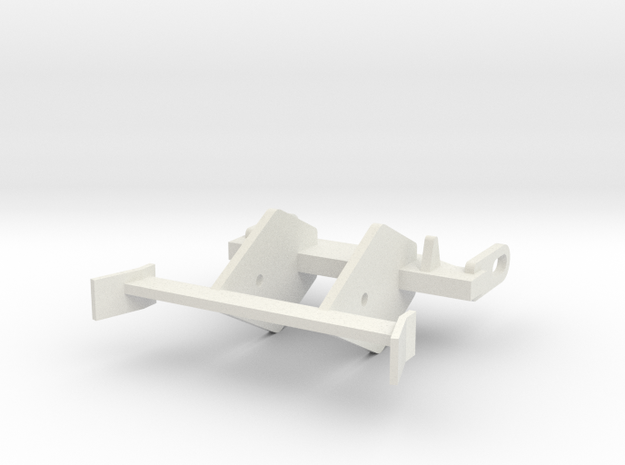 cc8800 SL REEVING ASSEMBLY in White Natural Versatile Plastic
