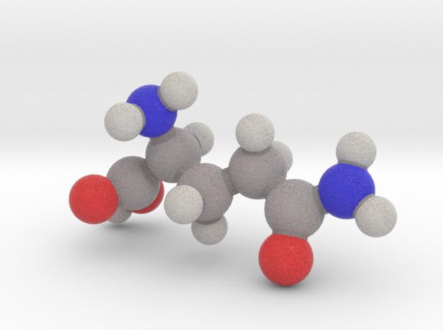 L-glutamine in Full Color Sandstone