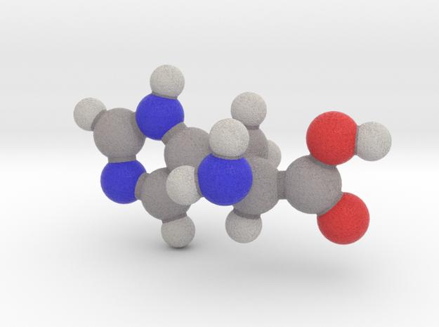 L-histidine in Full Color Sandstone