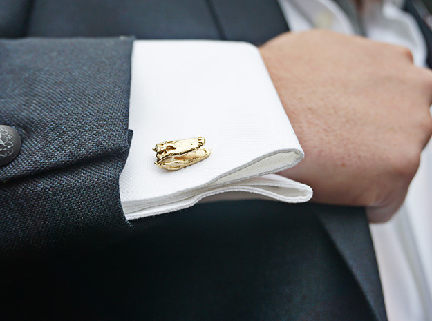 Alligator (Gator) Cufflinks