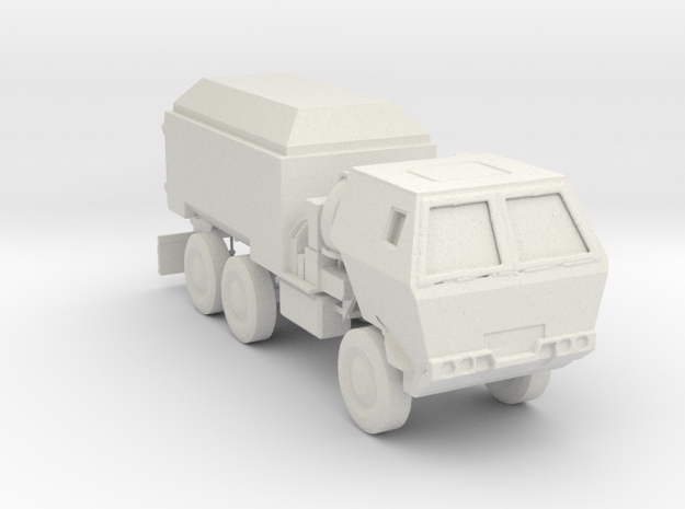 M1087 Up Armored Van 1:220 scale in White Natural Versatile Plastic