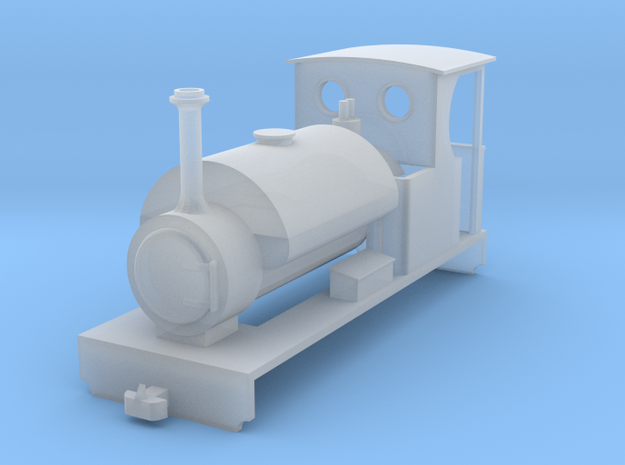 "SK03 - ""Mongrel"" OO9 Steam Locomotive"