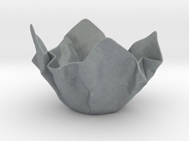 Paper Bowl (Free 3D File) 3d printed