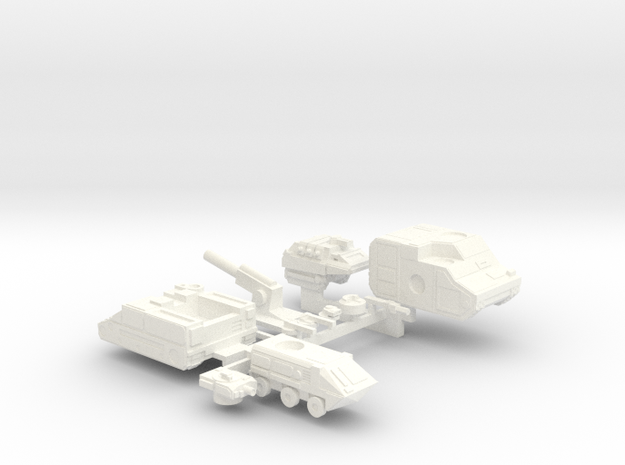 Colony Castings Combined Set 3