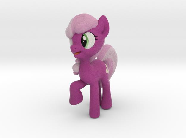 My Little Pony Cheerilee in Full Color Sandstone