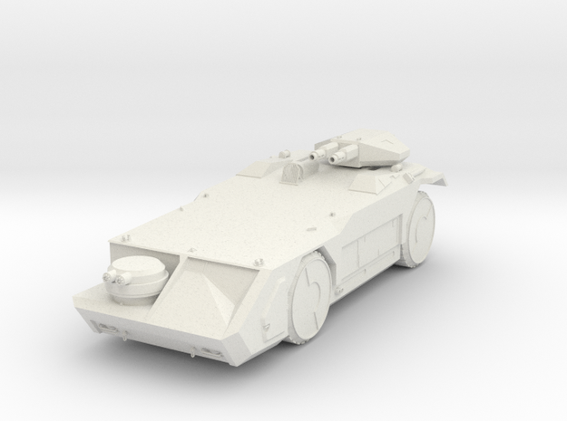 Colonial Marines APC in White Strong & Flexible
